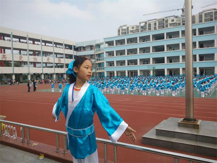 全市中小学生广播体操、特色操比赛圆满结束