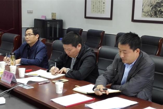 徐州市督导组来新督查校园欺凌专项整治工作