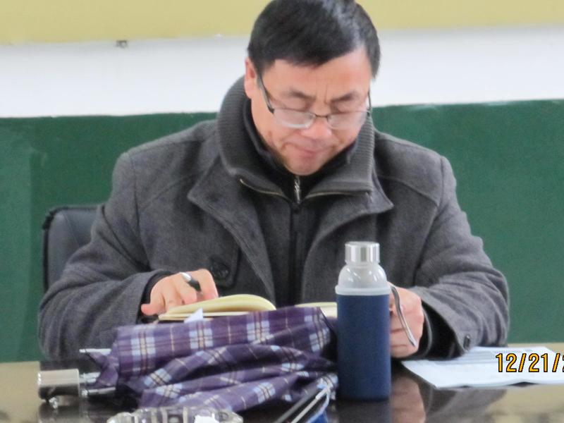新沂市第六中学承办东片英语教研活动