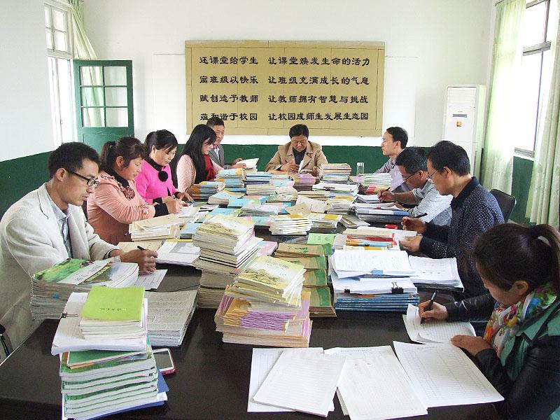 抓教学常规  促质量提升