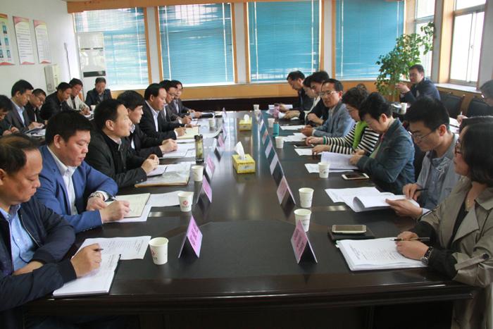 徐州教育督导团来新督导教育工作