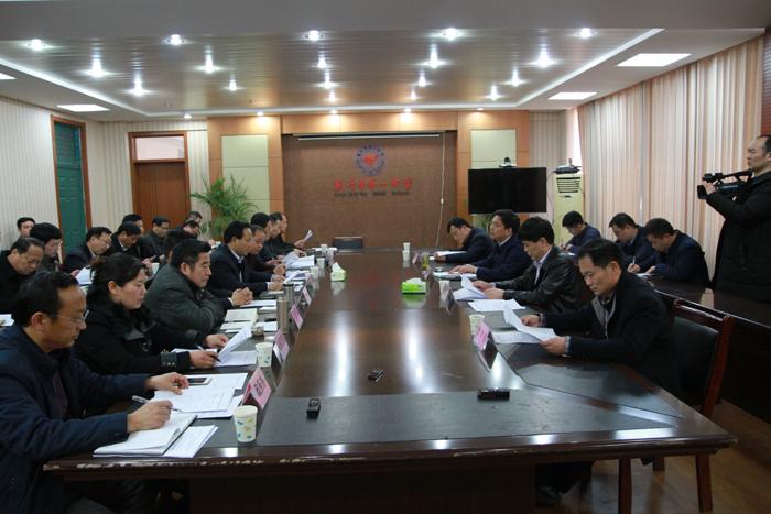 市长陈堂清调研教育重点工作